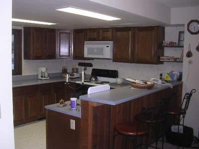 Kitchen Remodel old